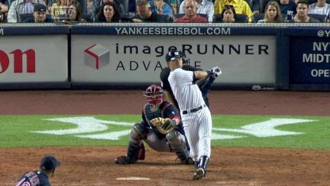 BOS@NYY: Jeter's 250th career homer evens the score