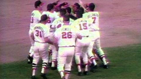 1970 WS Gm5: Orioles win World Series
