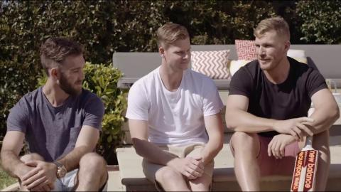Aussie team share Christmas memories