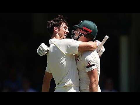 Fifth Test: Australia v England, day four