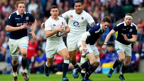 Inghilterra 61-21 Scozia - Highlights ufficiali della partita – ampia sintesi