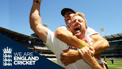 The Ashes: England Bounce Back From Perth To Win Superbly In Melbourne - 3rd and 4th Test 2010