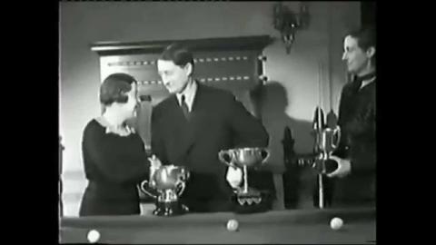 Classic Billiards Episode 8 - Women's Billiards and The Parrot