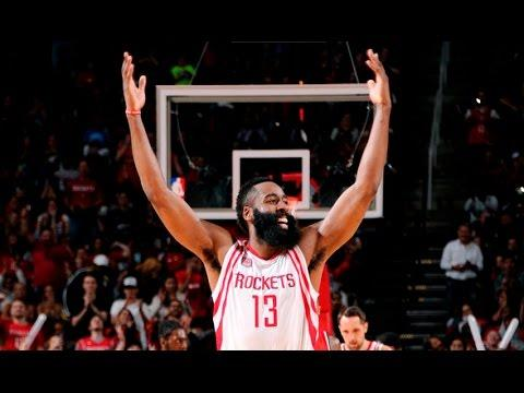 James Harden Notches 3rd Straight Triple Double | 01.02.17