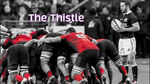 The Thistle    Scotland v France great moments