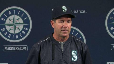 HOU@SEA: Martinez on re-joining Mariners as coach