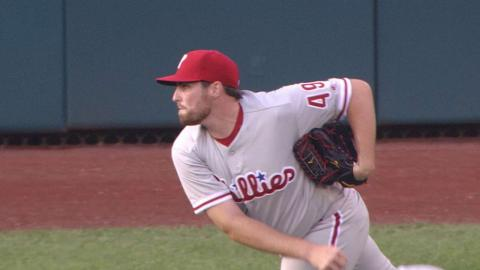 PHI@WSH: Asher claims first career Major League win