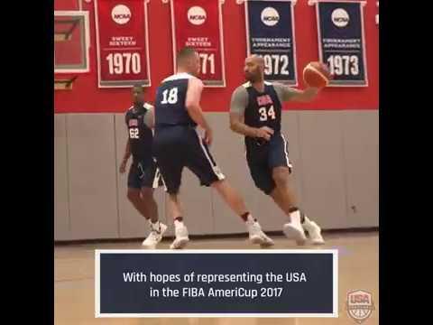 USA Men's AmeriCup Team Preview