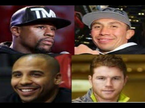 Floyd Mayweather Fight Hype Gennady Golovkin & Andre Ward !! Bias & Racism In Boxing !!