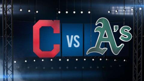 8/22/16: Carrasco, Santana lift Indians to 1-0 win