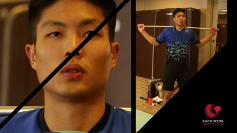 Badminton Unlimited | Gym Session - Chou Tien Chen | BWF 2018