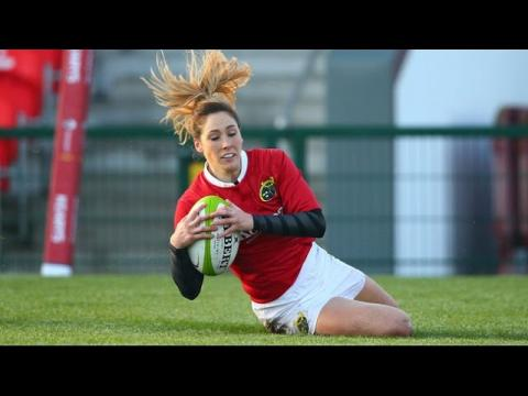 Irish Rugby TV: Munster Women v Connacht Women Highlights