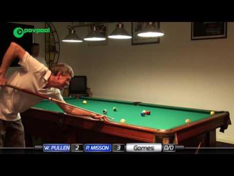 #3 • Phil MISSON vs Wayne PULLEN • James Boch's One Pocket Challenge