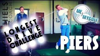 LONGEST DRIVE CHALLENGE PIERS FROM ME AND MY GOLF