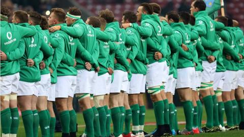 Irish Rugby TV: Ireland Team Announcement To Play Canada