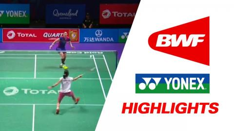 TOTAL BWF Sudirman Cup 2017 | Badminton Day 4 Grp 1B-KOR vs TPE – Highlights