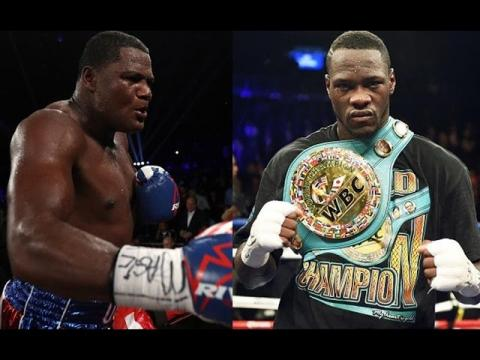 Deontay Wilder Ducks Luis Ortiz Fight On Only 3 weeks Notice LOL Be A Man & Get In On With King King