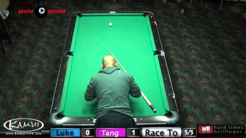 •HOT SEAT•  HTB 9 Ball • Tang Hoa vs Luke Lao