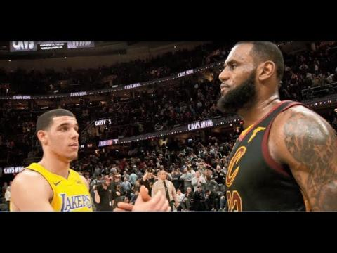 Let's Get It! Lakers vs Cavaliers (Sound Up)