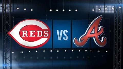 6/15/16: Freeman hits for the cycle in wild 9-8 win