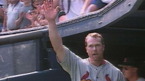 STL@PIT: McGwire hits his 53rd homer of the season