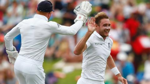 """At the time it didn't really sink in"" – Broad on No.1 Test bowler status"