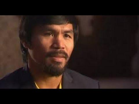 Manny Pacquiao Is Angry & Wants Floyd Mayweather Investigated & Punished For Illegal IV !!
