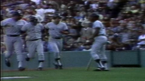 NYY@BOS: Keith Jackson calls Dent's go-ahead homer