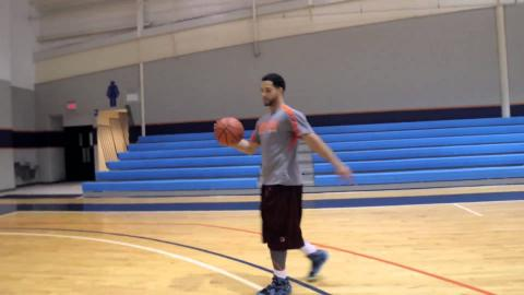 How To: Basketball Moves- Hesitation Move!