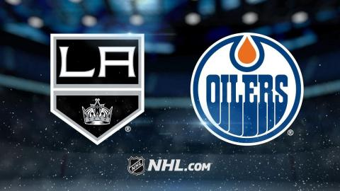 Oilers beat Kings, 2-1, to clinch playoff spot
