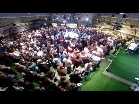 O2 Inside Line Live: England v Wales, James Haskell