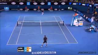 Best Tennis Points (DEFENCE) Part 3 | HD