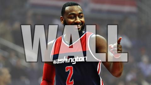 John Wall East All-Star Reserve   2017 Top 10