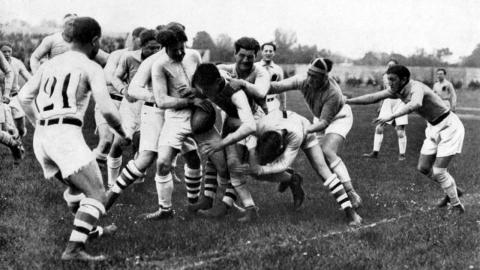 The Last Rugby Olympians