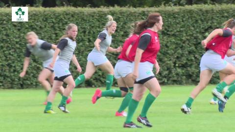 Irish Rugby TV: Mairead Coyne ahead of her Women's Rugby World Cup debut