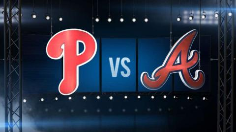 9/27/16: Braves' bats come alive in 7-6 win
