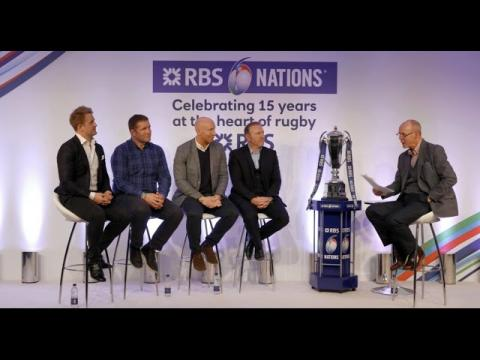 RBS: Celebrating 15 Years in Rugby | RBS 6 Nations
