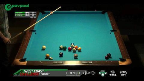 HOT SEAT - #7a • John SCHMIDT vs Bob HERCHECK vs / 2016 WCC 1Pkt