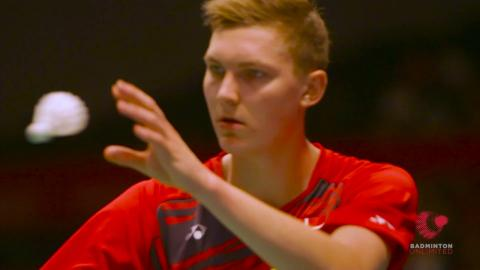Badminton Unlimited | Viktor Axelsen – Profile | BWF 2018