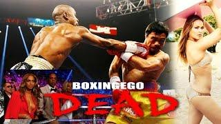 MAYWEATHER VS PACQUIAO EXPECTS 4.5 MILLION PPV BUYS, BOXING IS DEAD?
