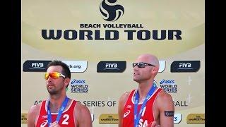 FIVB Beach Volleyball Grand Slam 2014 Long Beach Final