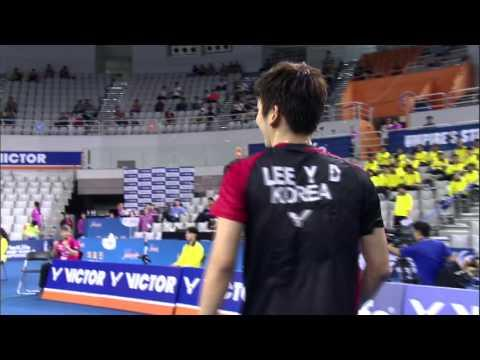 Victor Korea Open 2015| Badminton QF – Highlights