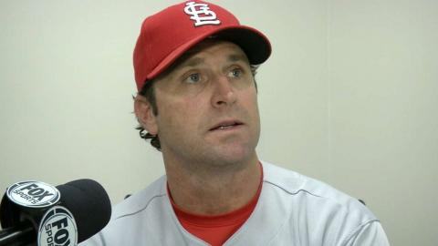 STL@ATL: Matheny on solid outing from Wacha in win