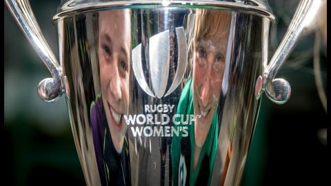 Irish Rugby TV: Best of luck to the Ireland Women in the Women's Rugby World Cup