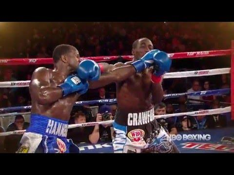 Terence Crawford vs. Hank Lundy: HBO World Championship Boxing Highlights