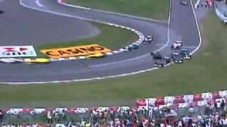 Formula 1 2004 Accidents Part 1
