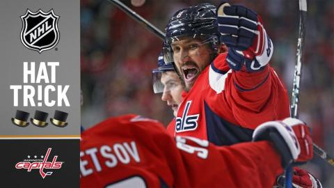 Ovi scores four in second game of season