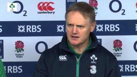 Irish Rugby TV: Ireland Post-Match Press Conference