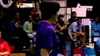 [WS] Badminton Semifinal 2015 New Zealand Open Grandprix Gold