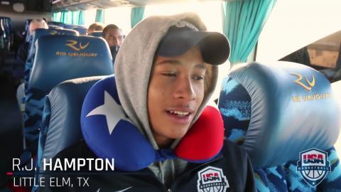 2017 USA Men's U16 National Team: Gold Medal Game Day